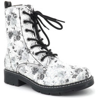 Chaussures Femme Bottines Dockers by Gerli 45 PN 201 Multicolore