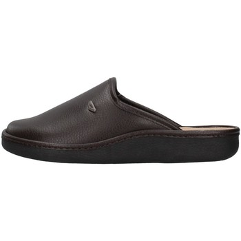 Chaussures Homme Chaussons Melluso PU150A Marron