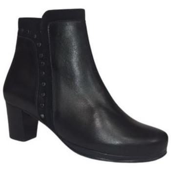 Chaussures Femme Bottines Karston Bottine tumi Noir