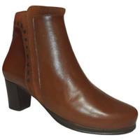 Chaussures Femme Bottines Karston Bottine tumi Marron