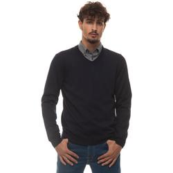 Vêtements Homme Pulls BOSS BARAM-50457749402 Blu