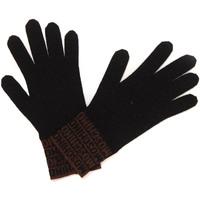 Accessoires textile Femme Gants Moschino 65215-23404 Nero/marrone