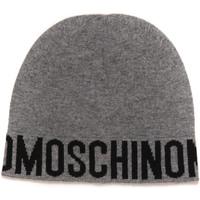Accessoires textile Femme Bonnets Moschino 65233-235414 Grigio