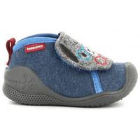 Chaussures Garçon Chaussons Biomecanics 211163 bleu