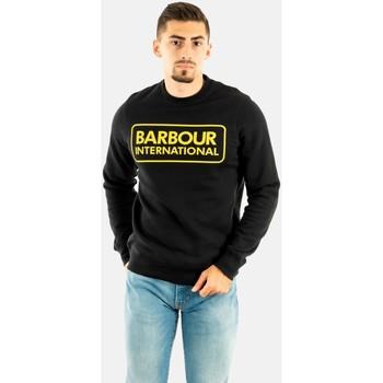 Vêtements Homme Sweats Barbour intl large logo  bk31 black noir