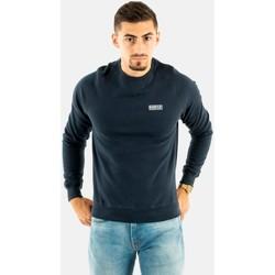 Vêtements Homme Sweats Barbour intl essential crew  ny39  international navy bleu
