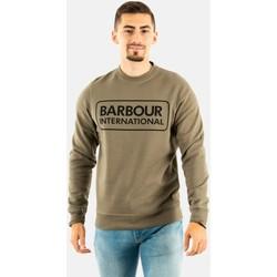 Vêtements Homme Sweats Barbour intl large logo  kh71 dusky khaki vert