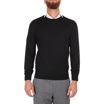 Vêtements Homme Pulls Mauro Ottaviani WH01 Noir