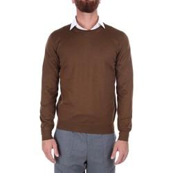 Vêtements Homme Pulls Mauro Ottaviani WH01 marron