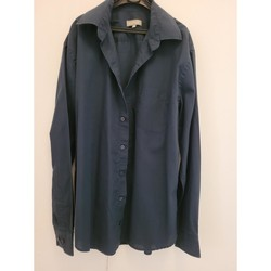 Vêtements Homme Chemises manches longues In Extenso Chemise manches longues taille 39-40 Bleu