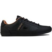 Chaussures Homme Baskets mode Lacoste Baskets Chaymon 320 Noir