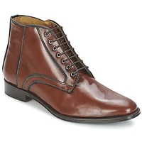Chaussures Femme Boots Fericelli TAMALORA Marron clair