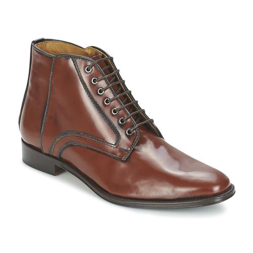 Bottines / Boots Fericelli TAMALORA Marron clair 350x350