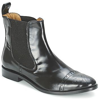 Chaussures Femme Boots Fericelli GIFOGRA Noir