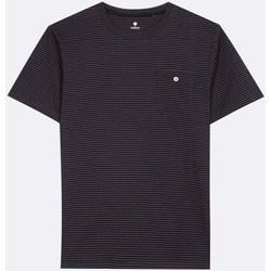 Vêtements Homme T-shirts manches courtes Faguo Olonne Bleu anthracite