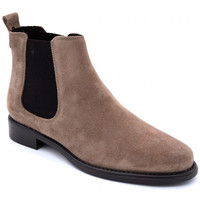 Chaussures Femme Boots We Do co77545be/50 Beige
