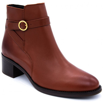 Chaussures Femme Boots We Do co77768l Marron