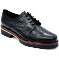 Chaussures Femme Derbies We Do co22034ct/15 Noir