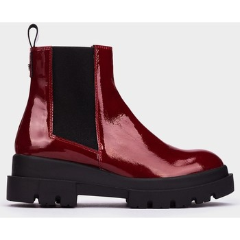 Chaussures Femme Boots Pedro Miralles Charleroi rouge