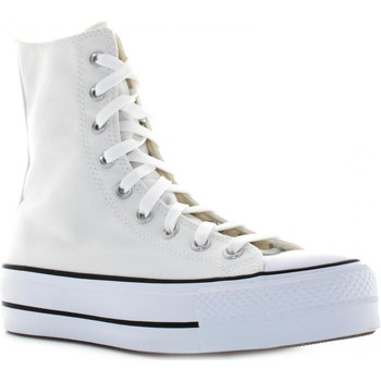 Chaussures Femme Baskets montantes Converse 170051C Bianco
