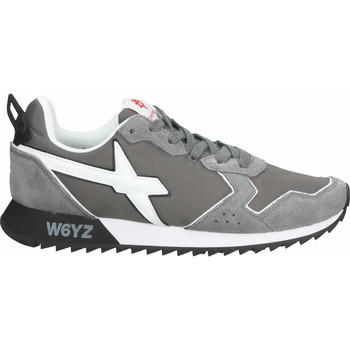 Chaussures Homme Baskets basses W6yz Sneaker Anthracite