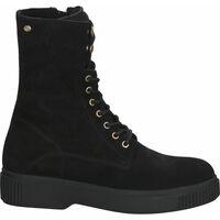 Chaussures Femme Boots Fred de la Bretoniere Bottes Schwarz