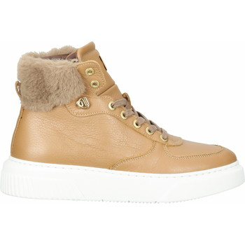 Chaussures Femme Baskets montantes Scapa Sneaker Camel