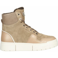 Chaussures Femme Baskets montantes Scapa Sneaker Taupe