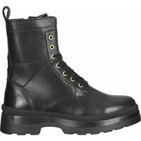 Chaussures Femme Boots Gant Bottines Schwarz