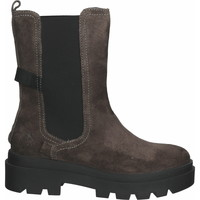 Chaussures Femme Boots Fly London Bottines Grau
