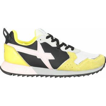Chaussures Femme Baskets basses W6yz Sneaker Gelb/Grau