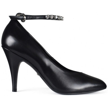 Chaussures escarpins Gucci Escarpins en cuir à cristaux