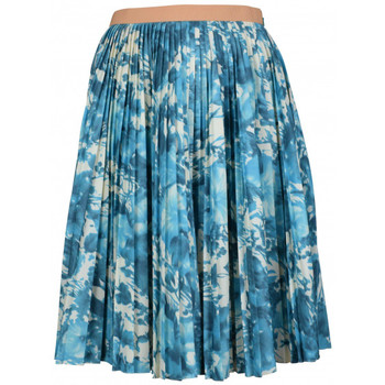 Vêtements Femme Jupes Antonio Marras Jupe Bleu