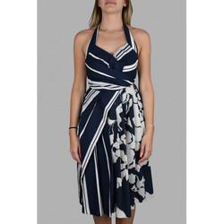Vêtements Femme Robes courtes Antonio Marras Robe Bleu