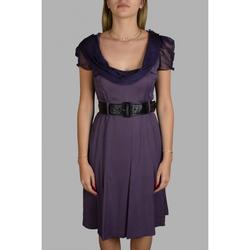 Vêtements Femme Robes courtes Prada Robe Violet