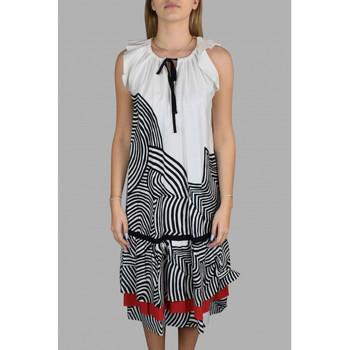 Vêtements Femme Robes courtes Antonio Marras Robe Blanc