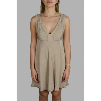 Vêtements Femme Robes courtes Prada Robe Beige