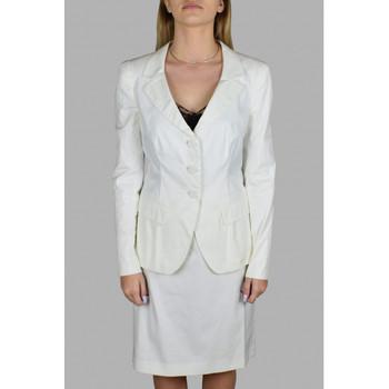 Vêtements Femme Costumes  Prada Tailleur Blanc