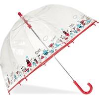 Accessoires textile Fille Parapluies Isotoner Parapluie cloche Pvc/monstre