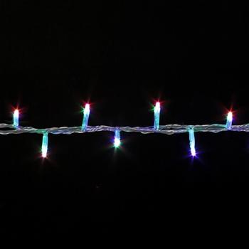 Maison & Déco Décorations de noël Feerie Lights Guirlande de noël lumineuse d'extérieur - 6m Blanc