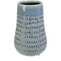 Maison & Déco Vases, caches pots d'intérieur The home deco factory Vase en céramique marin Antica Bleu