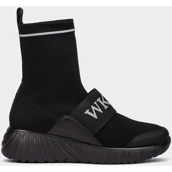 Chaussures Femme Baskets montantes Pedro Miralles Cazenac Noir