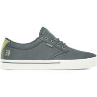 Chaussures Chaussures de Skate Etnies JAMESON 2 ECO BLACK GREEN GOLD