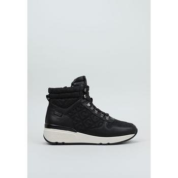 Chaussures Femme Baskets montantes Carmela  Noir
