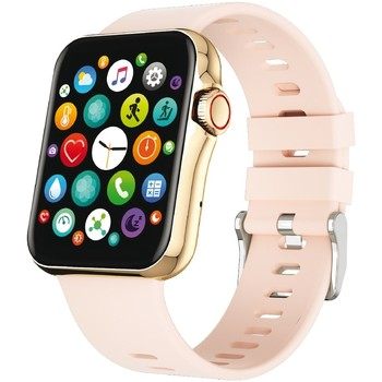 La mode responsable Montres Digitales Smarty SMARTY STANDING MESH Rose