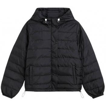 Vêtements Femme Blousons Levi's Levis Edie Packable Jacket noir