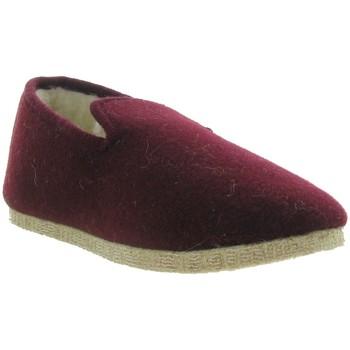 Chaussures Homme Chaussons La Maison De L'espadrille 124F CHARENTAISE Rouge