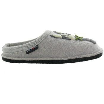 Chaussures Femme Chaussons Haflinger PUPPY TWINS Beige