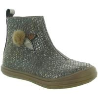 Chaussures Femme Bottines Bellamy GINA Gris