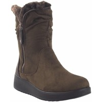 Chaussures Femme Bottines Amarpies Lady   20380 ajh taupe Marron